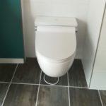 WC suspendu accessibilité