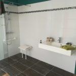Salle de bain accessible limoges